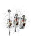 Expandable Habitats Small Stainless Steel Skewers